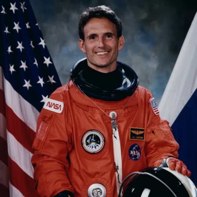 Jerry M. Linenger is listed (or ranked) 2 on the list The Hottest Male Astronauts in NASA History