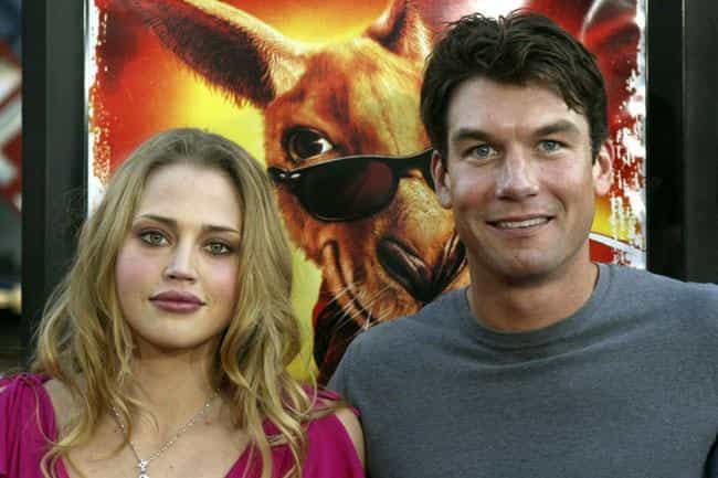 Jerry O'Connell is listed (or ranked) 2 on the list Men Who Estella Warren Has Dated