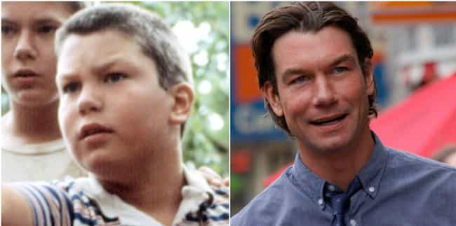 Jerry O'Connell is listed (or ranked) 4 on the list 12 Times Puberty Was Really Good To Nerdy Child Actors