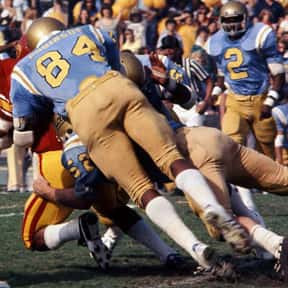 Jerry Robinson is listed (or ranked) 12 on the list The Best UCLA Football Players of All Time