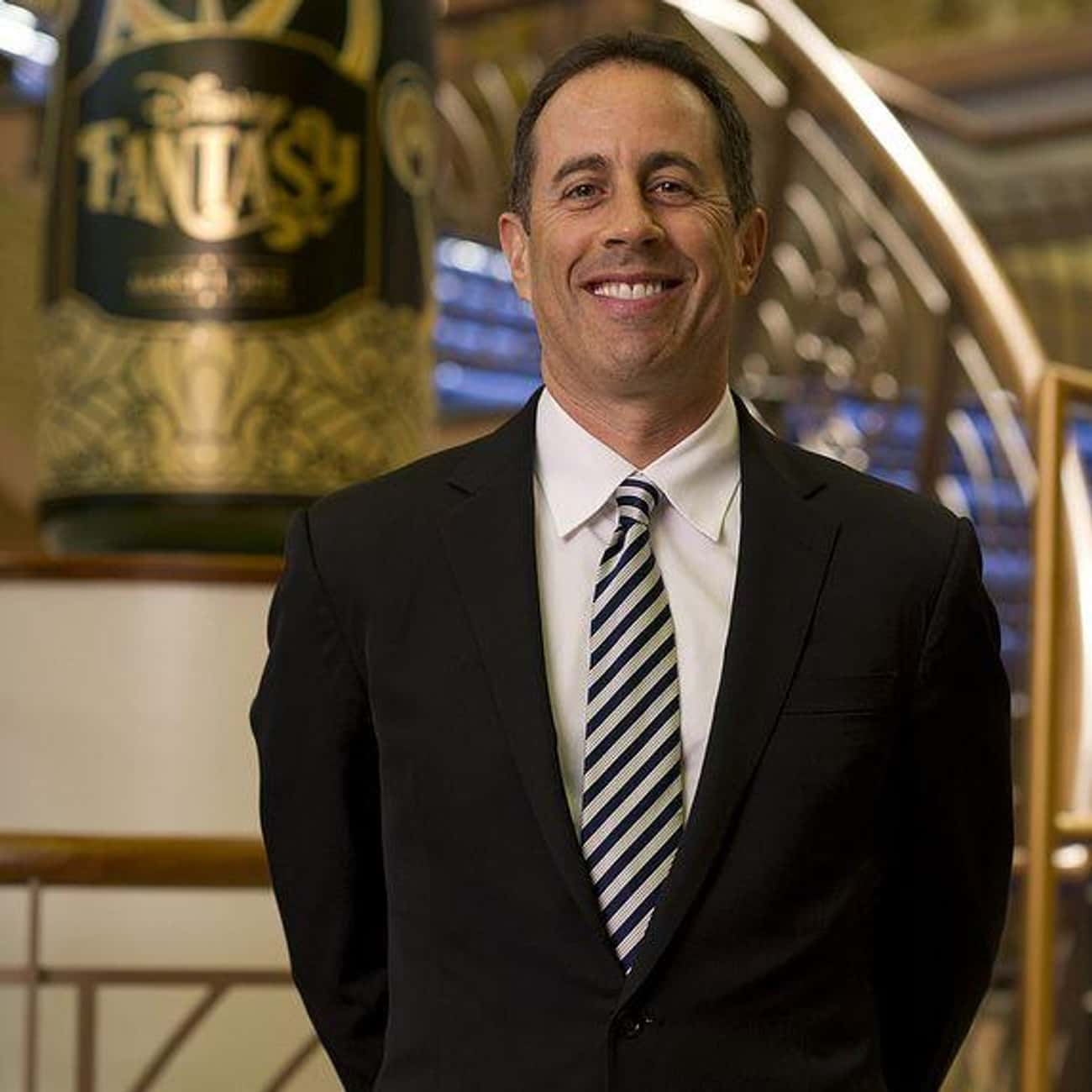 Jerry Seinfeld is listed (or ranked) 3 on the list Celebrities Whose Close Friends Unexpectedly Died