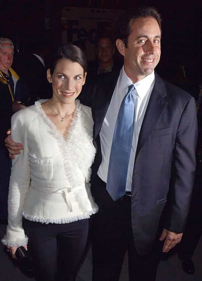 Jerry Seinfeld is listed (or ranked) 1 on the list Famous Men Who Married Much Younger Women