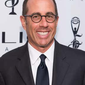 Jerry Seinfeld is listed (or ranked) 20 on the list Famous People From New York City