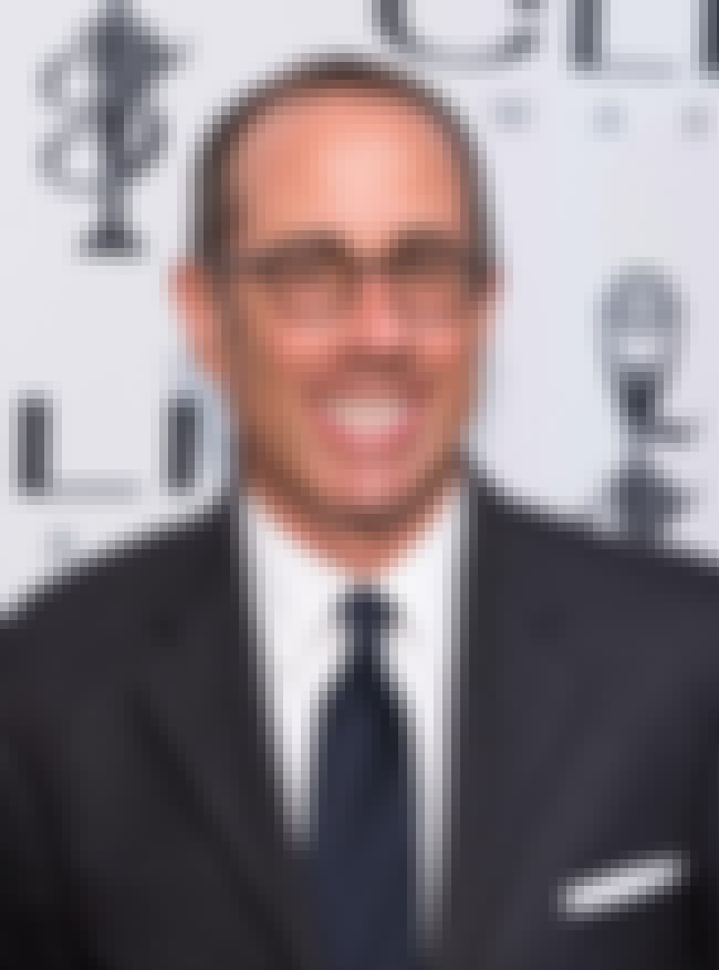 Jerry Seinfeld is listed (or ranked) 1 on the list Famous Male Stand-up Comedians