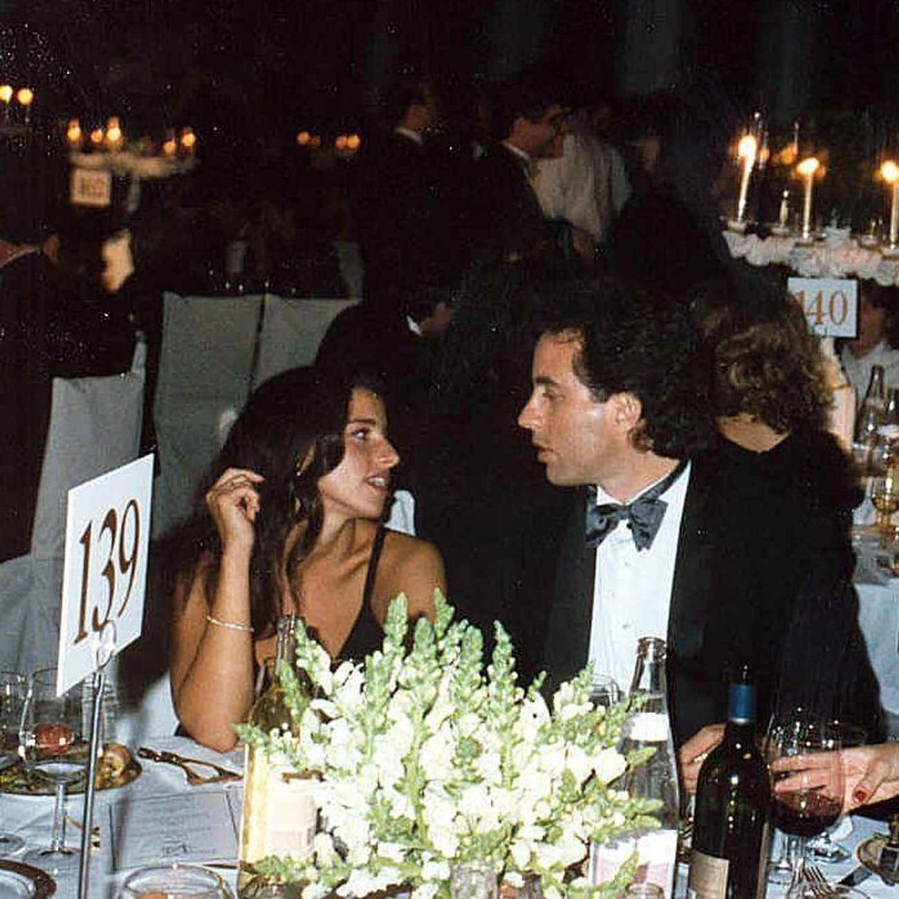 Jerry Seinfeld is listed (or ranked) 4 on the list 19 Older Celebrities Who Actually Dated Teenagers