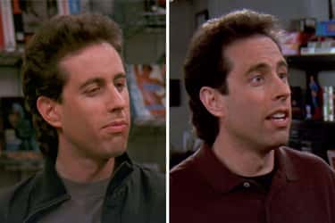 Jerry Seinfeld (Jerry Seinfeld is listed (or ranked) 1 on the list How the Cast of Seinfeld Aged from the First to Last Season
