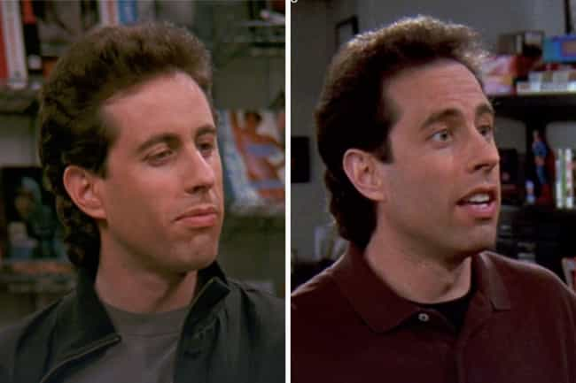 Jerry Seinfeld is listed (or ranked) 1 on the list How the Cast of Seinfeld Aged from the First to Last Season