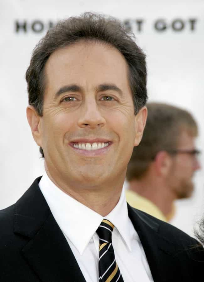 Jerry Seinfeld is listed (or ranked) 1 on the list 16 Famous People with Autism
