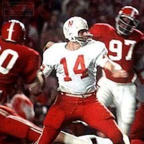 Jerry Tagge is listed (or ranked) 6 on the list The Best Nebraska Cornhuskers Quarterbacks of All Time