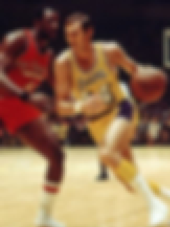 Jerry West is listed (or ranked) 4 on the list The Top 10 Best Basketball Players of the 1960's