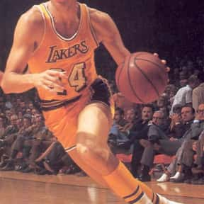 Jerry West is listed (or ranked) 5 on the list The Best White Players in NBA History