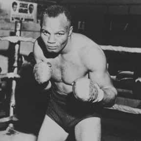 Jersey Joe Walcott is listed (or ranked) 13 on the list The Best Heavyweight Boxers of All Time