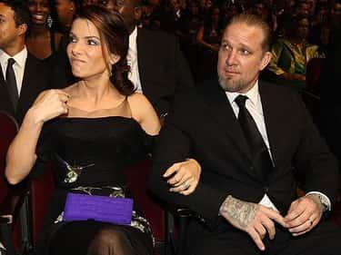 Jesse James is listed (or ranked) 2 on the list Sandra Bullock's Loves & Hookups