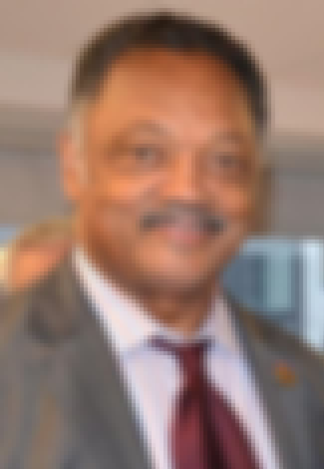 Jesse Jackson is listed (or ranked) 2 on the list 26 Celebrities with Cleft Lips