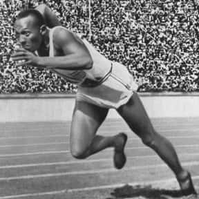 Jesse Owens is listed (or ranked) 25 on the list Famous People From Alabama