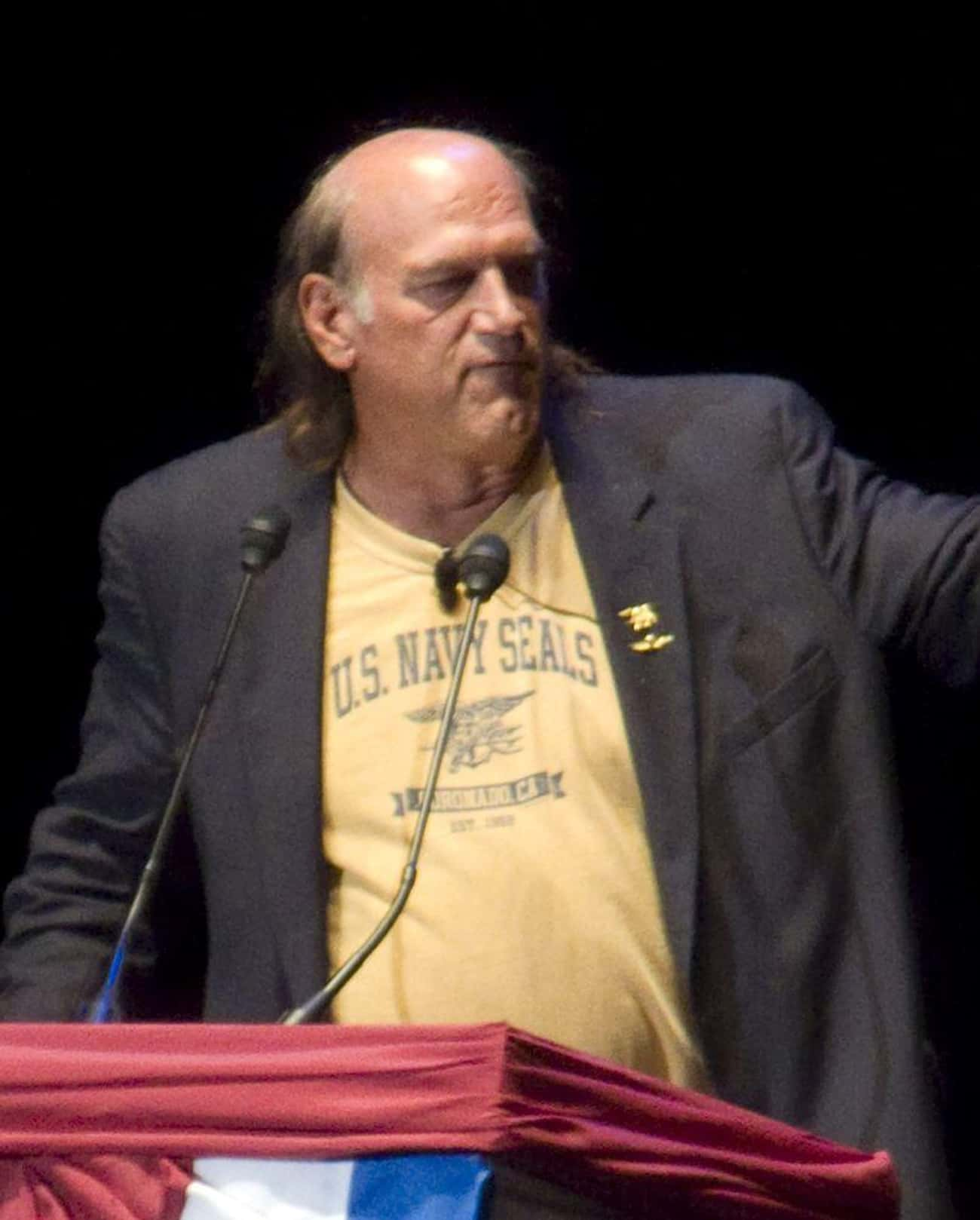 Jesse Ventura is listed (or ranked) 1 on the list Famous Navy SEALs