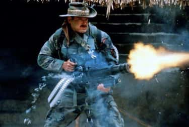 Jesse Ventura is listed (or ranked) 2 on the list 12 Pro Wrestlers Who Starred In Horror Films
