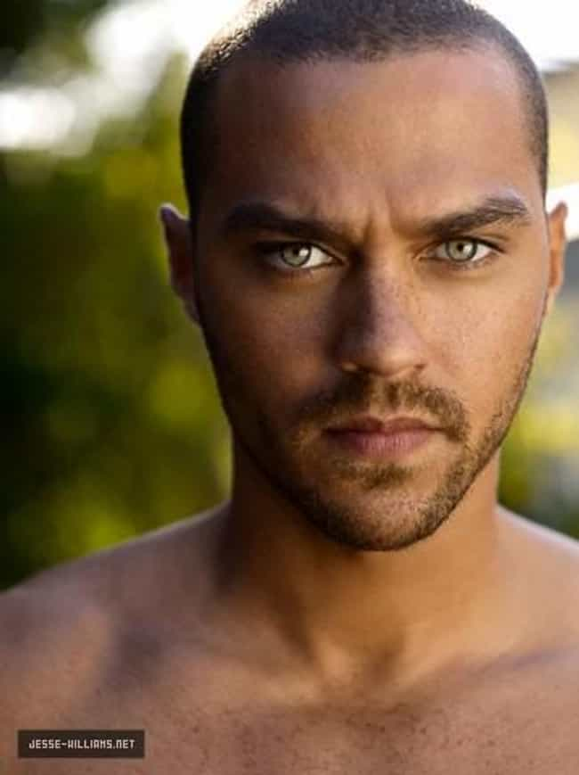 Jesse Williams is listed (or ranked) 4 on the list The Most Captivating Celebrity Eyes (Men)