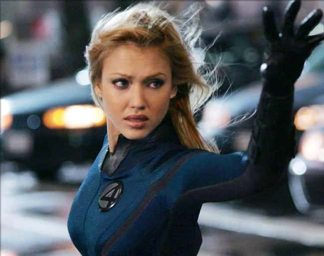 Jessica Alba is listed (or ranked) 18 on the list The Biggest Facepalms in Movie Casting History
