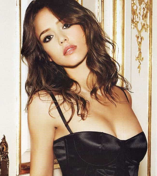 Jessica Alba is listed (or ranked) 1 on the list 80 Famous Military Brats