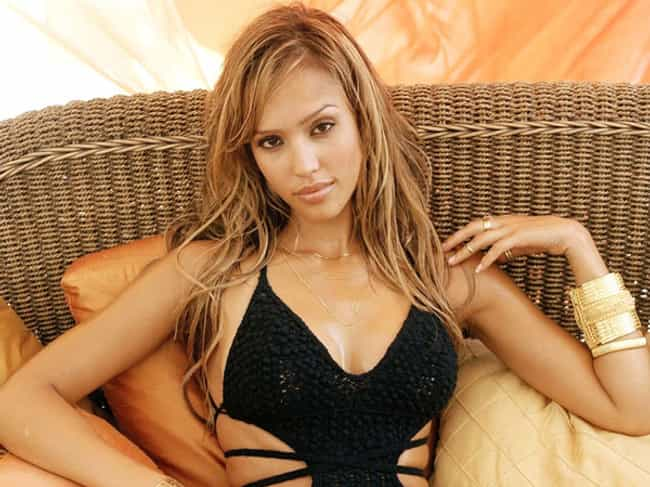 Jessica Alba is listed (or ranked) 1 on the list The Hottest Celebrity Women Named Jessica