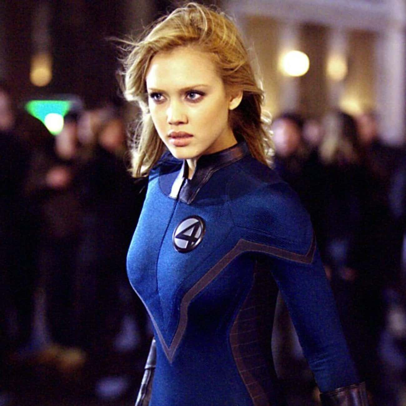 Jessica Alba is listed (or ranked) 3 on the list The Most Gorgeous Older Sisters in Movie History