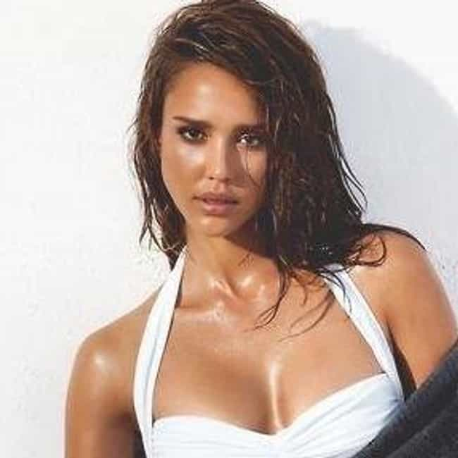 Jessica Alba is listed (or ranked) 2 on the list The Beautiful Women