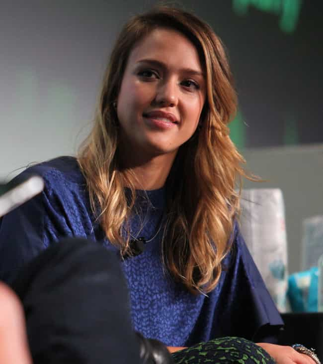 Jessica Alba is listed (or ranked) 1 on the list 20 Celebrities Who Do CrossFit