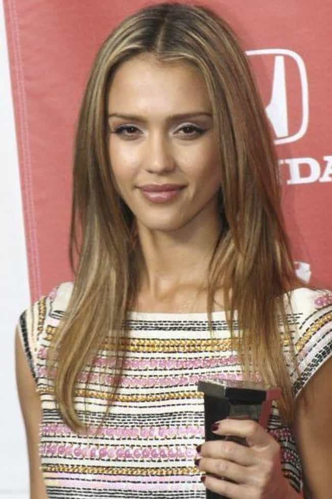 Jessica Alba is listed (or ranked) 3 on the list 20 Famous People Of French Descent