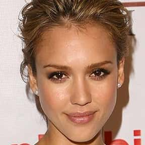 Jessica Alba is listed (or ranked) 21 on the list Who Was America's Girlfriend in 2015?