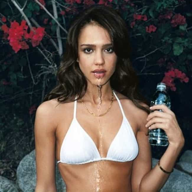 Jessica Alba is listed (or ranked) 14 on the list Is There Anything Hotter