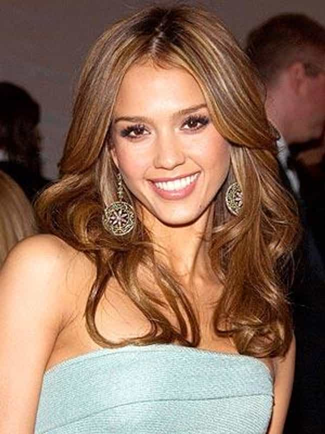 Jessica Alba is listed (or ranked) 3 on the list Women Who Have Been #1 in Beautiful Lists