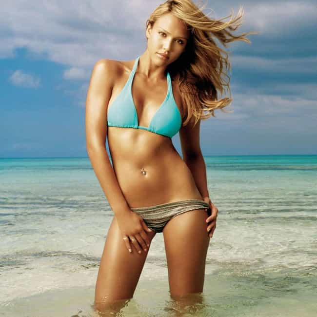 Jessica Alba is listed (or ranked) 4 on the list The Hottest Babes of the 2000s