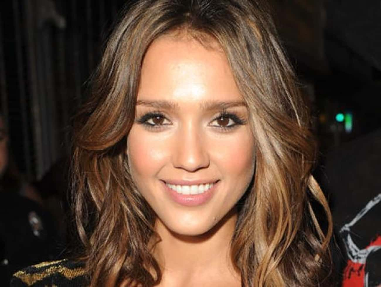 Jessica Alba is listed (or ranked) 3 on the list The Most Beautiful Celebrities Of Our Time