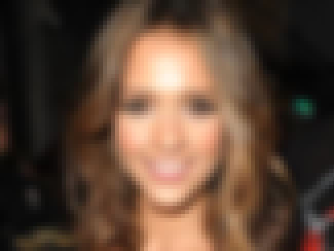 Jessica Alba is listed (or ranked) 3 on the list 75+ Famous People of French Descent