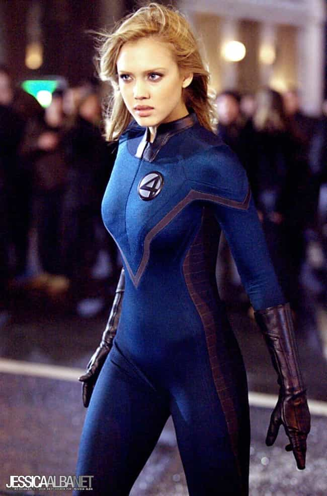 Jessica Alba is listed (or ranked) 1 on the list 40+ Actors Who Played Superheroes