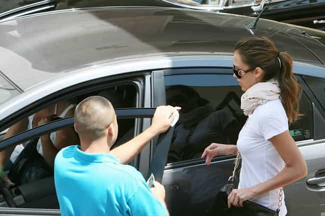 Jessica Alba is listed (or ranked) 1 on the list 40 Celebrities Who Drive a Prius