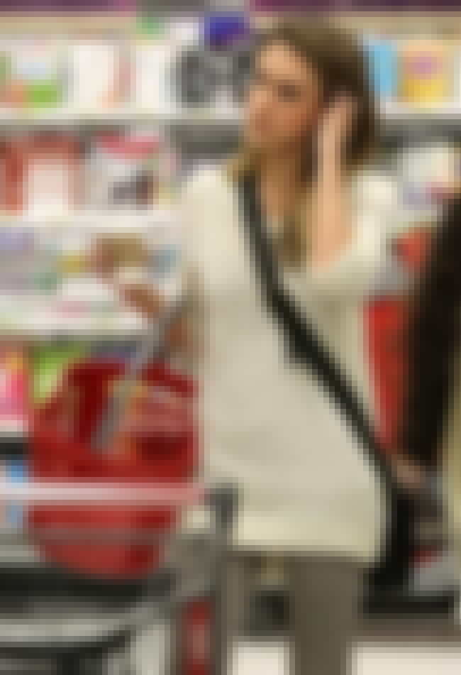 Jessica Alba is listed (or ranked) 3 on the list 35 Celebrities Who Shop at Target