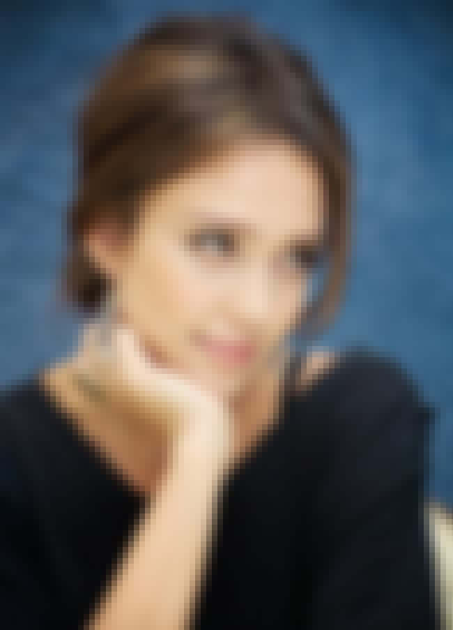 Jessica Alba is listed (or ranked) 4 on the list The Darkside: 50 Hottest Dark Haired Women With Dark Eyes