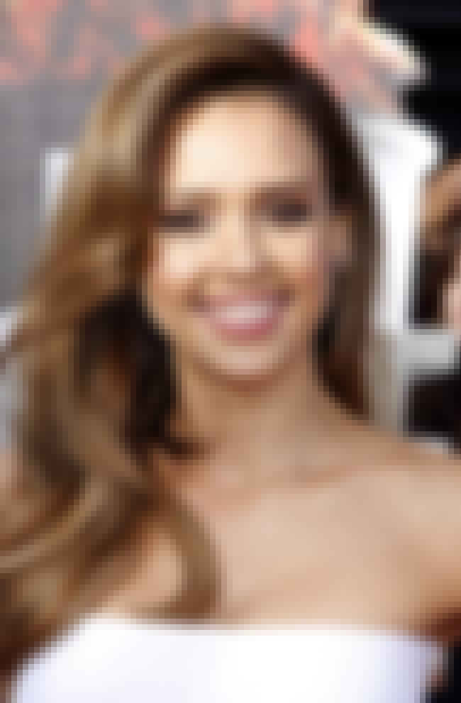 Jessica Alba is listed (or ranked) 2 on the list Famous People With OCD