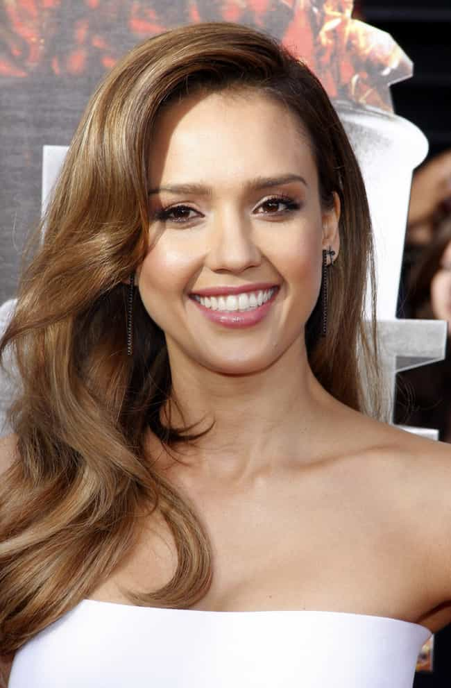 Jessica Alba is listed (or ranked) 1 on the list 38 Famous ESFJs