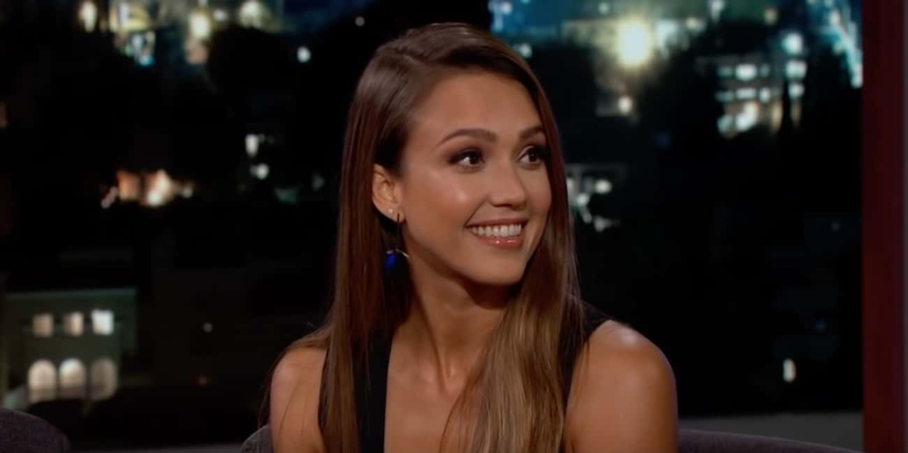 """Jessica Alba Didn't Have A """"My is listed (or ranked) 4 on the list Super Famous Celebrities Who Somehow Have No Idea How The Internet Works"""