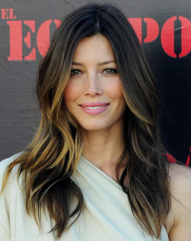 Jessica Biel is listed (or ranked) 3 on the list Famous Pisces Celebrities