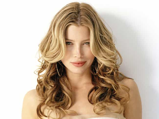Jessica Biel is listed (or ranked) 1 on the list The Most Beautiful Women with Strawberry Blonde Hair