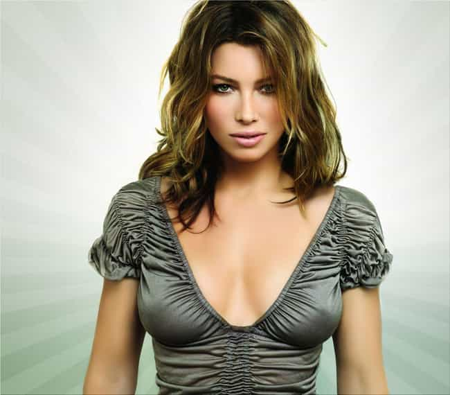 Jessica Biel is listed (or ranked) 3 on the list Esquire Magazine's Sexiest Woman Alive