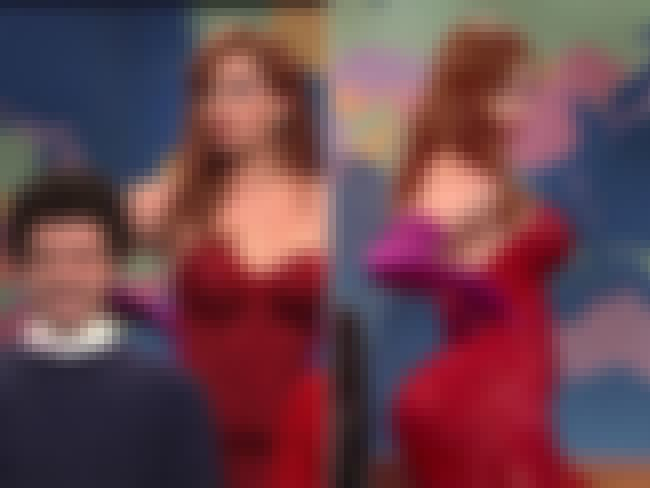 Jessica Biel is listed (or ranked) 1 on the list Celebrity Jessica Rabbit Look Alikes