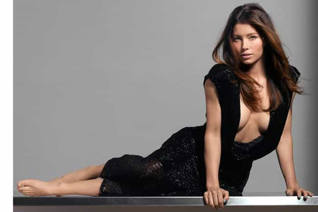 Jessica Biel is listed (or ranked) 2 on the list The Hottest Brunette Women