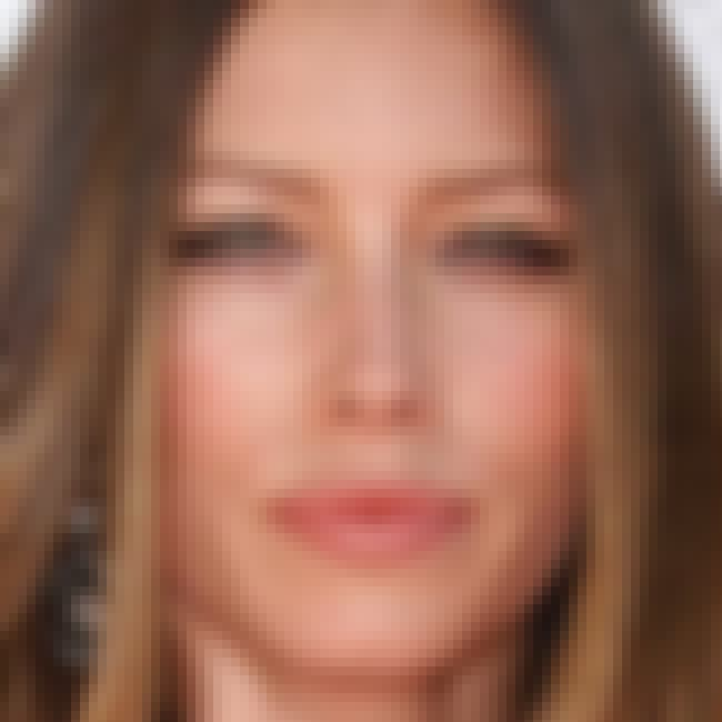 Jessica Biel is listed (or ranked) 14 on the list The Most Beautiful Actresses Ever