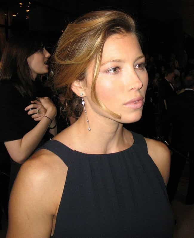 Jessica Biel is listed (or ranked) 7 on the list 32 Famous People of German Descent