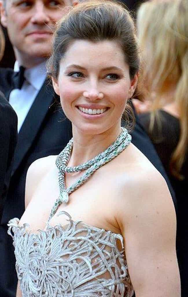 Jessica Biel is listed (or ranked) 2 on the list 20 Celebrities Who Do CrossFit
